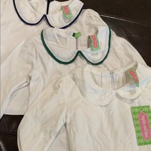 Lot of 3, 18 month long sleeve tees